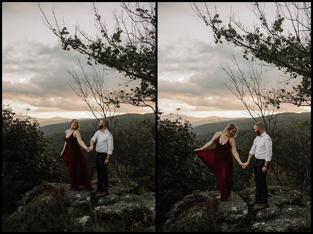 Allie _ Greg - Engagement Session - Shenandoah National Park - White Sails Creative_93.jpg