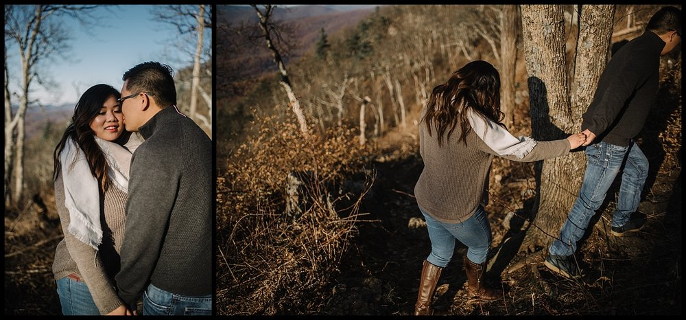 Josh and Kristina - Engagement Pictures - Shenandoah National Park - White Sails Creative_9.jpg