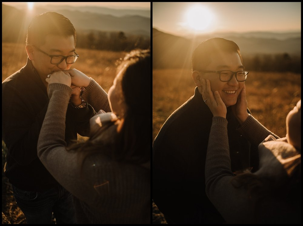 Josh and Kristina - Engagement Pictures - Shenandoah National Park - White Sails Creative_93.jpg