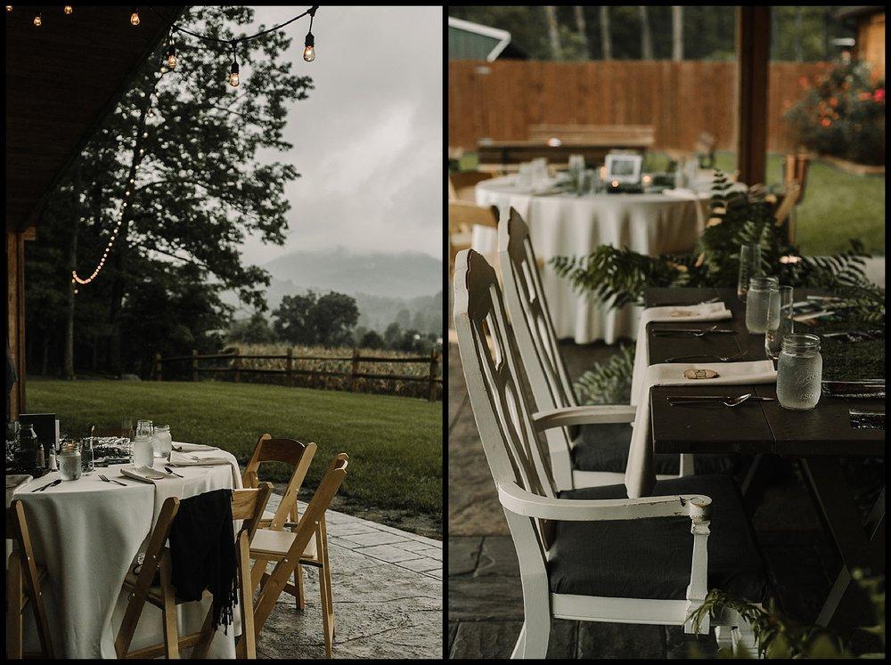 Jordan and Danielle - Shenandoah Woods Luray Virginia Wedding - Foggy Mountain and Forest Wedding - White Sails Creative Photography_106.jpg