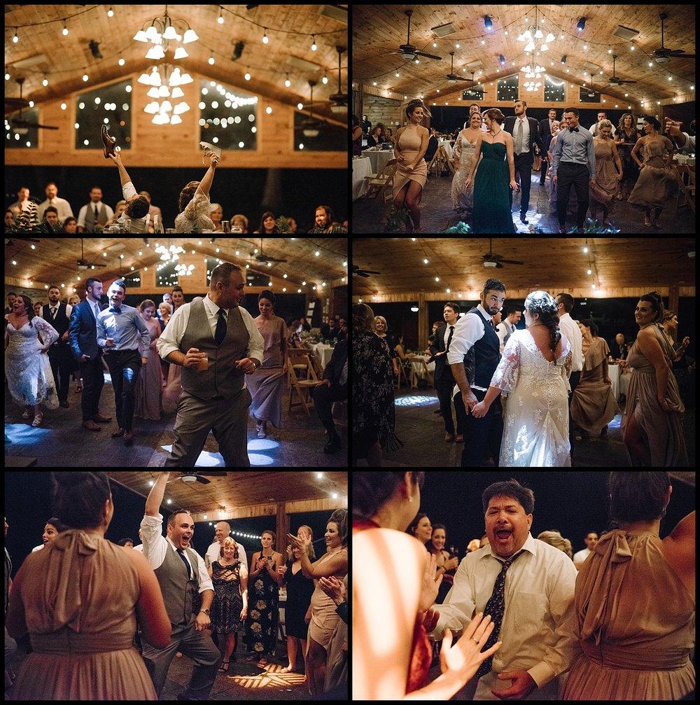 Jordan and Danielle - Shenandoah Woods Luray Virginia Wedding - Foggy Mountain and Forest Wedding - White Sails Creative Photography_131.jpg