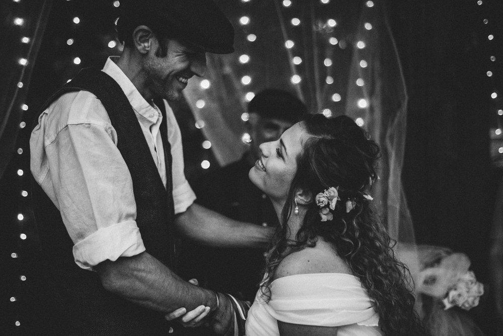 Hannah and Shannon - Autumn Back yard wedding - Loudoun County Little Washington Wedding - Intimate Wedding - White Sails Creative Photography_1.jpg
