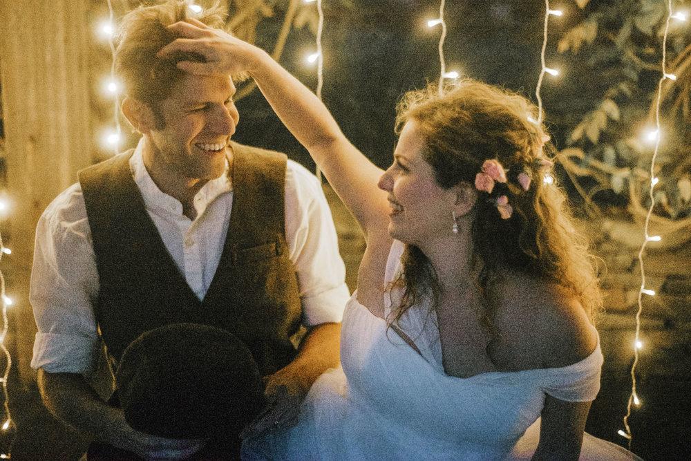 Hannah and Shannon - Autumn Back yard wedding - Loudoun County Little Washington Wedding - Intimate Wedding - White Sails Creative Photography_10.jpg