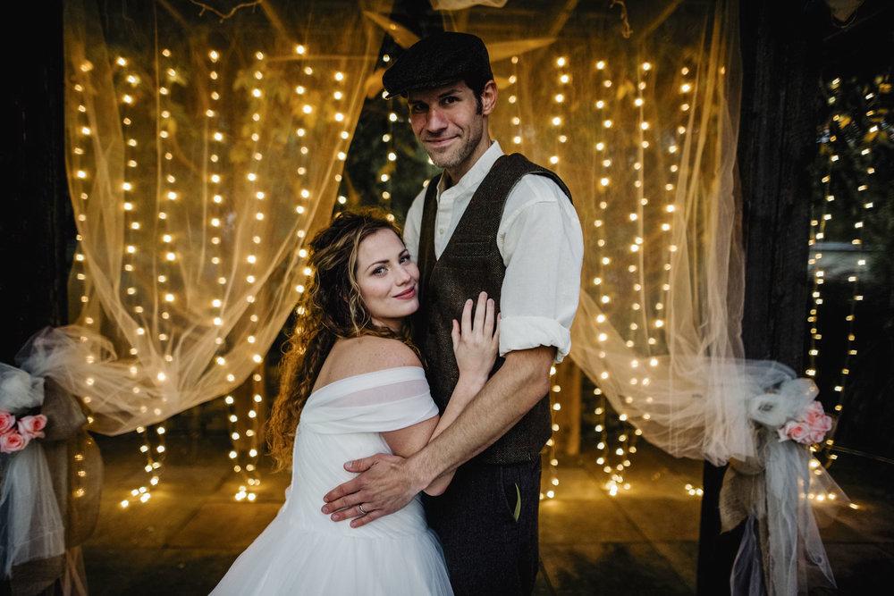 Hannah and Shannon - Autumn Back yard wedding - Loudoun County Little Washington Wedding - Intimate Wedding - White Sails Creative Photography_28.jpg