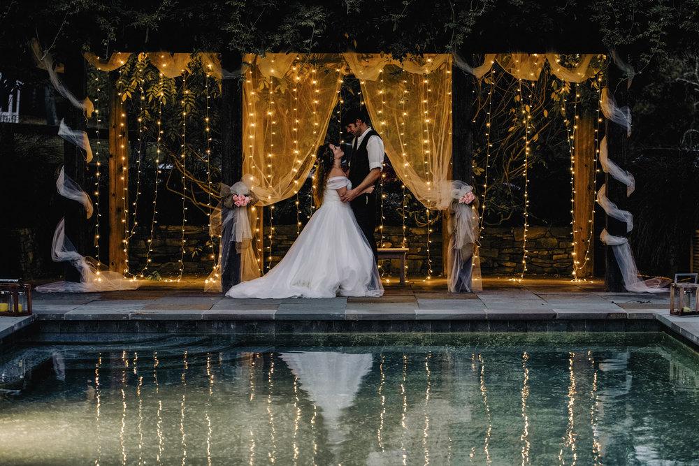 Hannah and Shannon - Autumn Back yard wedding - Loudoun County Little Washington Wedding - Intimate Wedding - White Sails Creative Photography_29.jpg