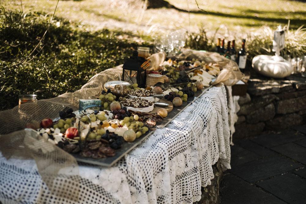 Hannah and Shannon - Autumn Back yard wedding - Loudoun County Little Washington Wedding - Intimate Wedding - White Sails Creative Photography_14.jpg