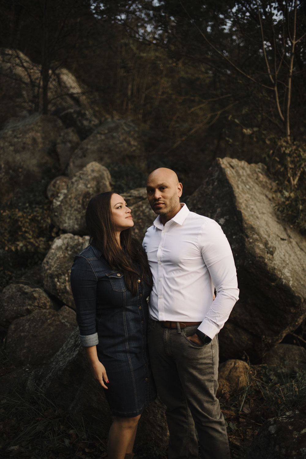 Shenandoah National Park Engagement Session - Shenandoah National Park Elopement Photographer - Virginia Adventure Photographer - Blue Ridge Parkway Elopement Photographer_15.jpg
