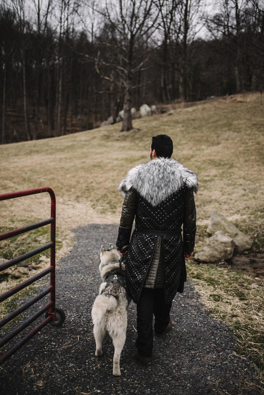 Game of Thrones Elopement - Winter Elopement - Shenandoah National Park Elopement Photographer - Virginia Adventure Photographer - Blue Ridge Parkway Elopement Photographer_30.jpg