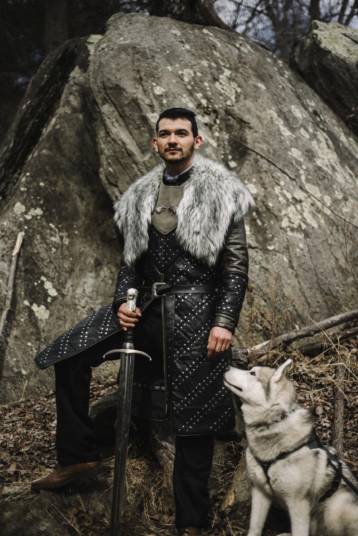 Game of Thrones Elopement - Winter Elopement - Shenandoah National Park Elopement Photographer - Virginia Adventure Photographer - Blue Ridge Parkway Elopement Photographer_49.jpg