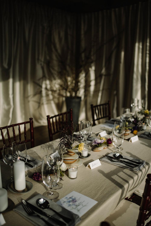 Intimate Dinner Wedding - Small Wedding with Candlelit Dinner - Sperryville Virginia Wedding - Backyard Wedding - Flourish Root Wedding Flowers - White Sails Creative Wedding - Cozy Wedding - Casual Wedding - Intimate Wedding_9.jpg