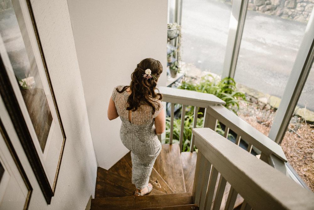 Intimate Dinner Wedding - Small Wedding with Candlelit Dinner - Sperryville Virginia Wedding - Backyard Wedding - Flourish Root Wedding Flowers - White Sails Creative Wedding - Cozy Wedding - Casual Wedding - Intimate Wedding_13.jpg