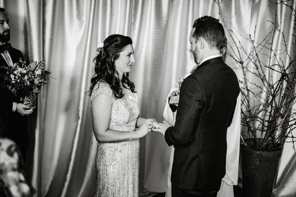 Intimate Dinner Wedding - Small Wedding with Candlelit Dinner - Sperryville Virginia Wedding - Backyard Wedding - Flourish Root Wedding Flowers - White Sails Creative Wedding - Cozy Wedding - Casual Wedding - Intimate Wedding_30.jpg