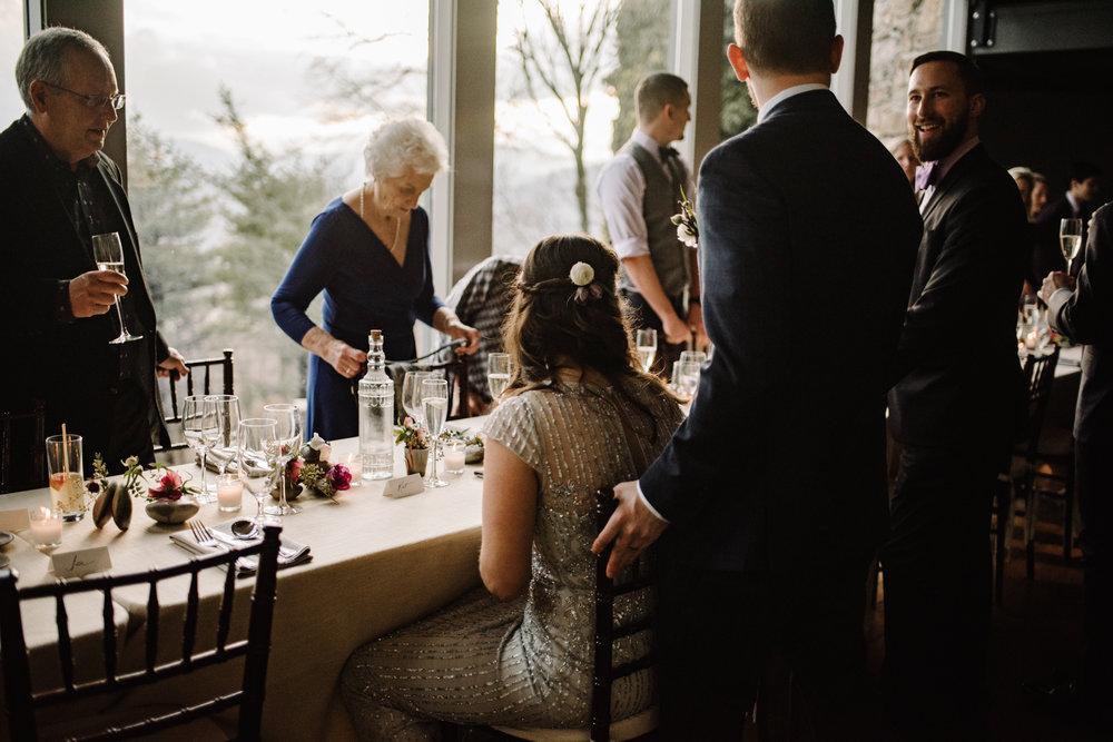Intimate Dinner Wedding - Small Wedding with Candlelit Dinner - Sperryville Virginia Wedding - Backyard Wedding - Flourish Root Wedding Flowers - White Sails Creative Wedding - Cozy Wedding - Casual Wedding - Intimate Wedding_36.jpg