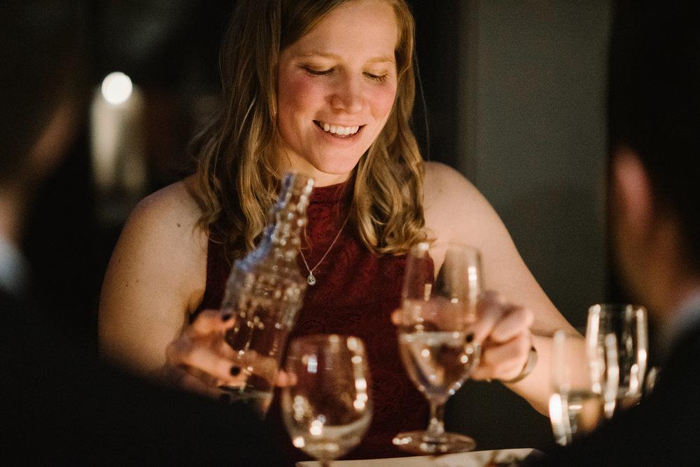 Intimate Dinner Wedding - Small Wedding with Candlelit Dinner - Sperryville Virginia Wedding - Backyard Wedding - Flourish Root Wedding Flowers - White Sails Creative Wedding - Cozy Wedding - Casual Wedding - Intimate Wedding_49.jpg
