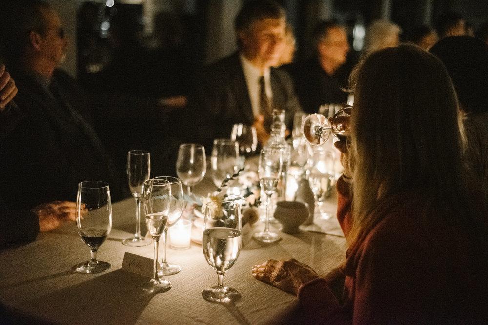 Intimate Dinner Wedding - Small Wedding with Candlelit Dinner - Sperryville Virginia Wedding - Backyard Wedding - Flourish Root Wedding Flowers - White Sails Creative Wedding - Cozy Wedding - Casual Wedding - Intimate Wedding_54.jpg