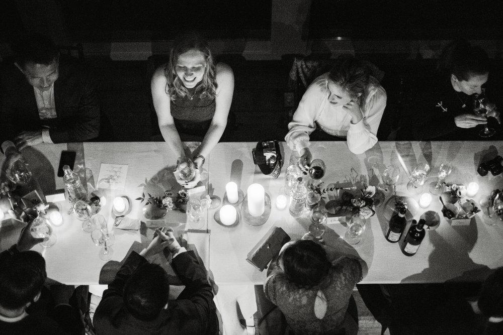 Intimate Dinner Wedding - Small Wedding with Candlelit Dinner - Sperryville Virginia Wedding - Backyard Wedding - Flourish Root Wedding Flowers - White Sails Creative Wedding - Cozy Wedding - Casual Wedding - Intimate Wedding_56.jpg
