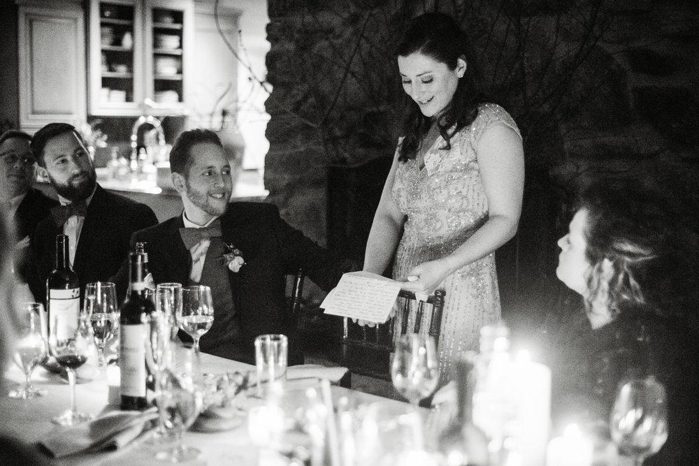 Intimate Dinner Wedding - Small Wedding with Candlelit Dinner - Sperryville Virginia Wedding - Backyard Wedding - Flourish Root Wedding Flowers - White Sails Creative Wedding - Cozy Wedding - Casual Wedding - Intimate Wedding_61.jpg