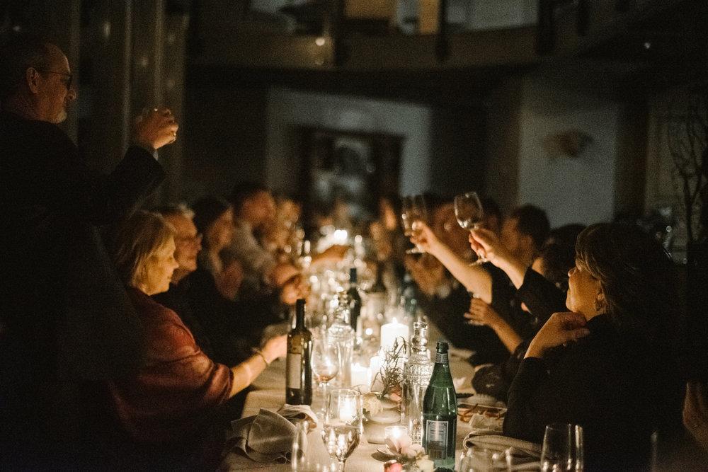 Intimate Dinner Wedding - Small Wedding with Candlelit Dinner - Sperryville Virginia Wedding - Backyard Wedding - Flourish Root Wedding Flowers - White Sails Creative Wedding - Cozy Wedding - Casual Wedding - Intimate Wedding_63.jpg