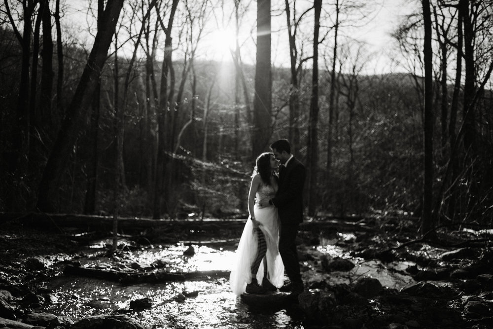 Stephanie and Steve - Shenandoah National Park Elopement - Sunrise Hiking Elopement - Adventurous Elopement - Virginia Elopement Photographer - Shenandoah national Park Wedding Photographer - White Sails Creative_47.jpg