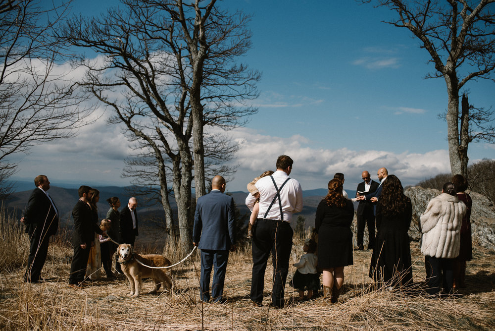 Emma and Jeddah - Intimate Luray Wedding - Shenandoah National Park Wedding - Adventure Elopement in Virginia - Shenandoah National Park Elopement_34.jpg