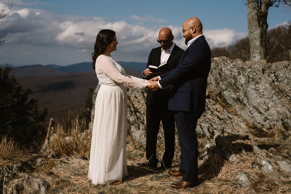 Emma and Jeddah - Intimate Luray Wedding - Shenandoah National Park Wedding - Adventure Elopement in Virginia - Shenandoah National Park Elopement_36.jpg