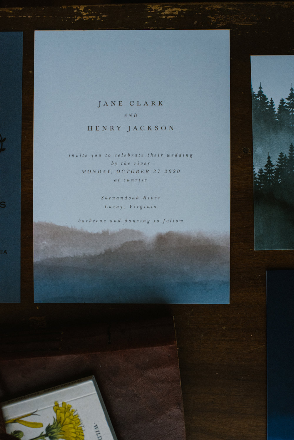 Basic Invite - Adventure Wedding Invitations - Mountain Wedding Invitations - White Sails Creative Wedding Photography - Elopement Photography - Virginia Wedding Photographer - Blue Ridge Mountain Wedding Invitations_1.jpg