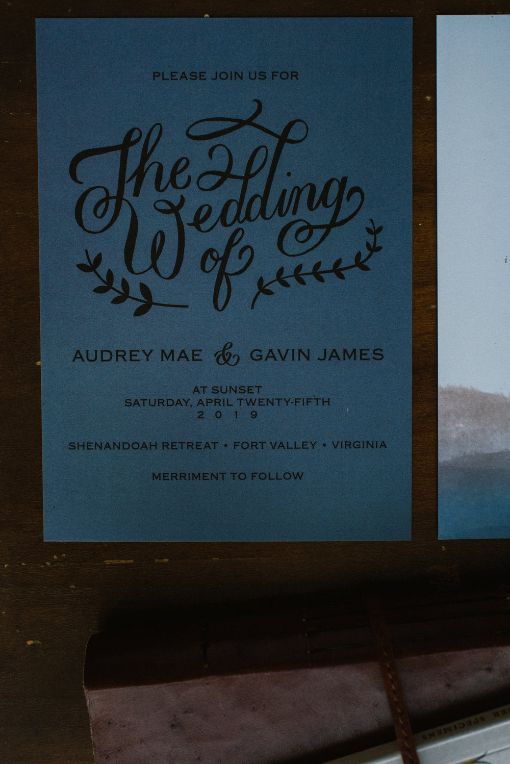 Basic Invite - Adventure Wedding Invitations - Mountain Wedding Invitations - White Sails Creative Wedding Photography - Elopement Photography - Virginia Wedding Photographer - Blue Ridge Mountain Wedding Invitations_2.jpg