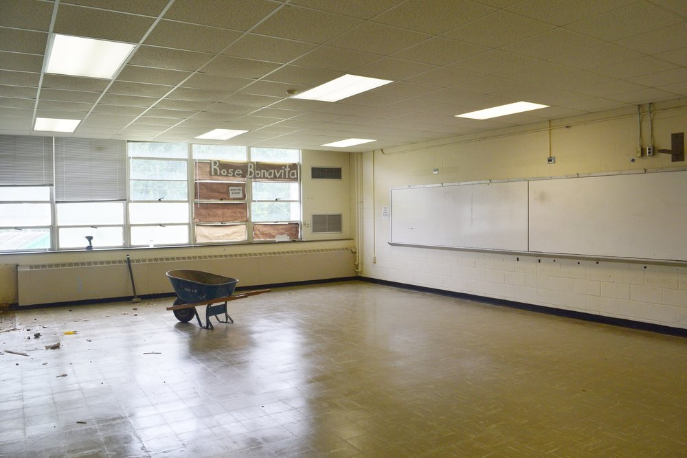 TYPICAL CLASSROOM - BEFORE