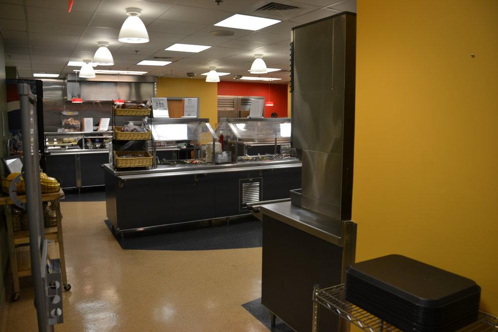 Food Service Area