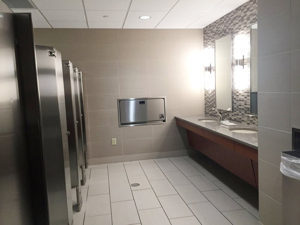 Common Area Restroom Renovation | 2015