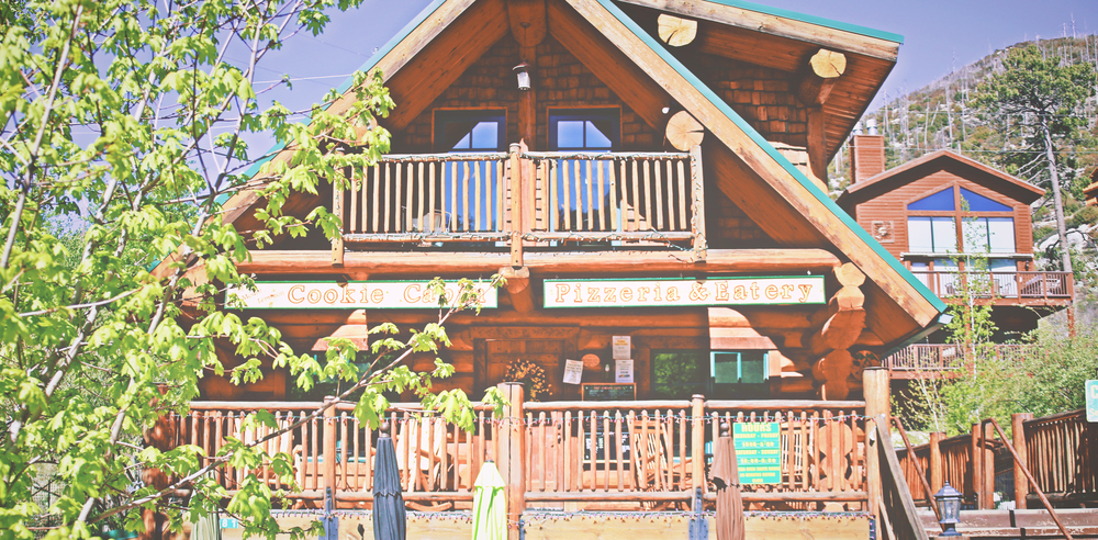 The cookie cabin the cookie cabin for Mt lemmon cabin rentals pet friendly