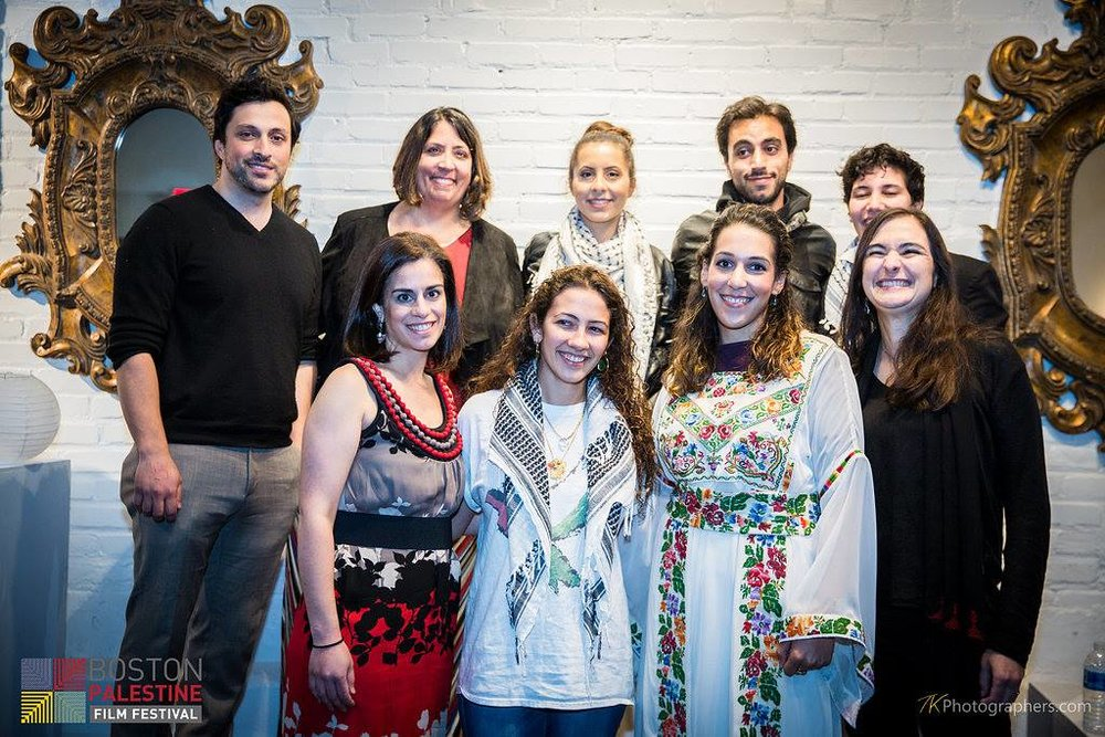 Performers for the 2015 Palestinians Live Event