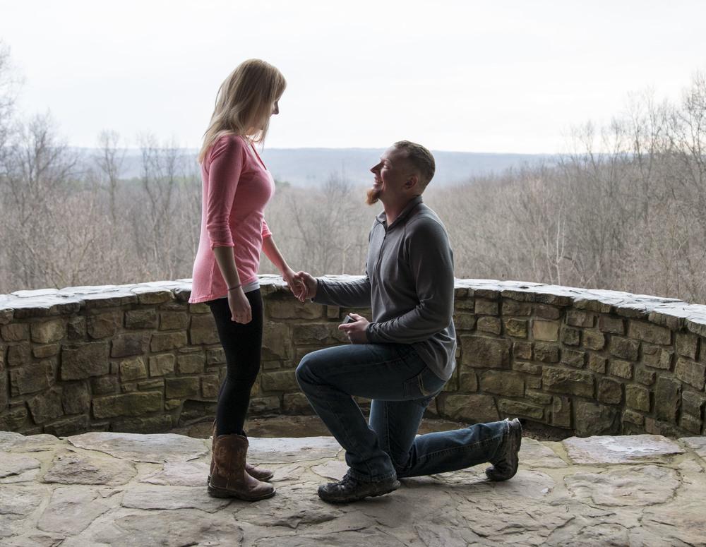Erikka & Dustin Proposal 2