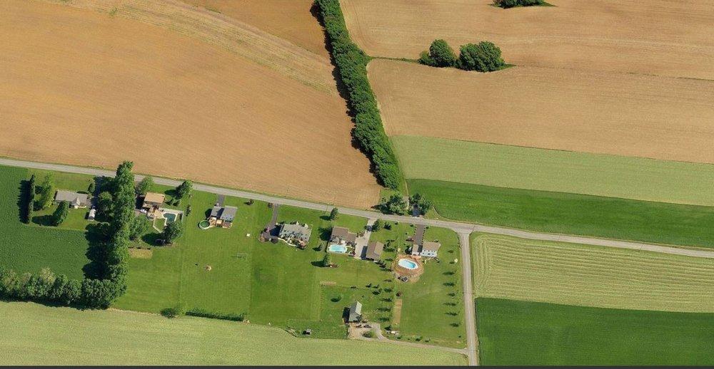 development intrusion into the rural landscape