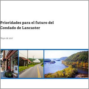 Prioridades para el futuro del Condado de Lancaster