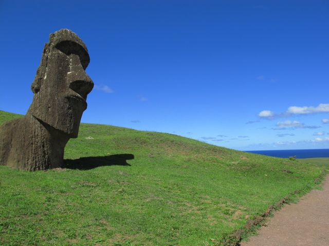 Rapa Nui, South Pacific