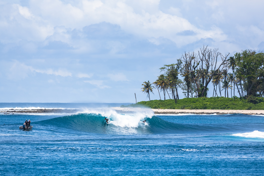 Secret spot, Mentawai Islands, Indonesia