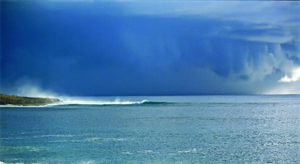 Desert, Ocean, Sky, Western Australia
