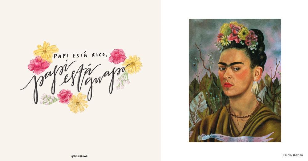 Kali Uchis vs Frida Kahlo