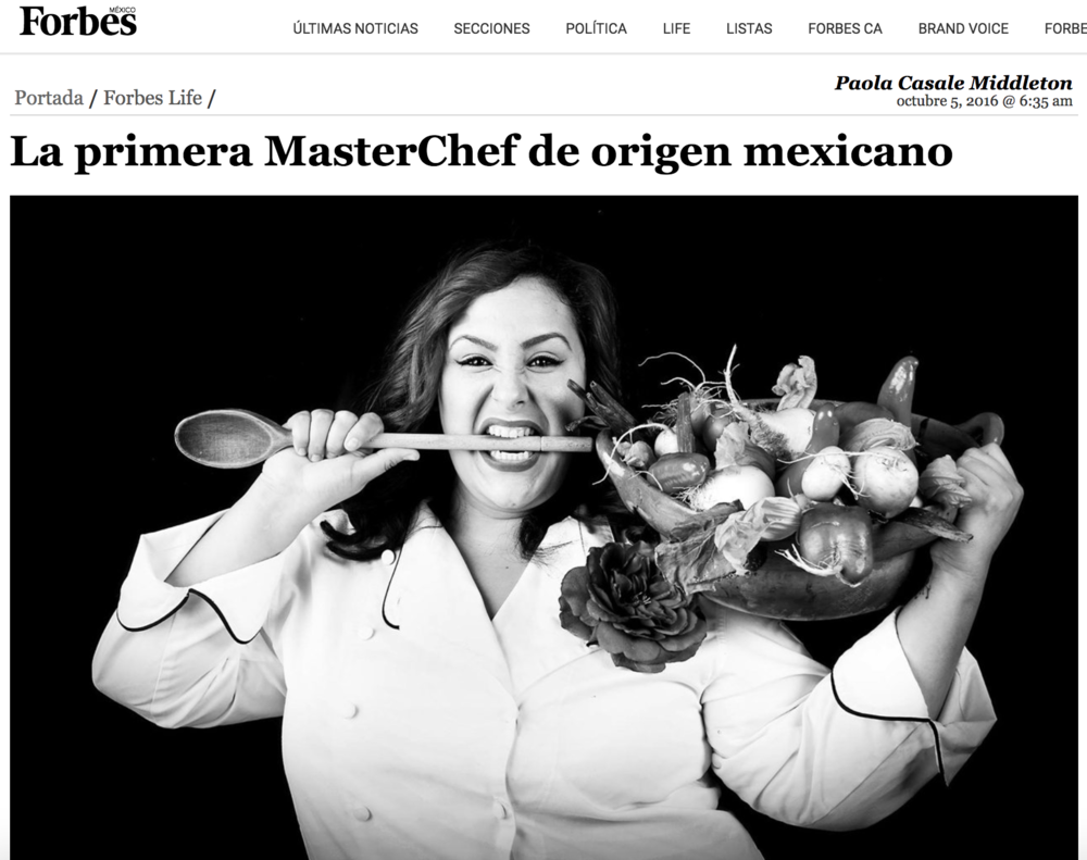 Copy of FORBES MEXICO