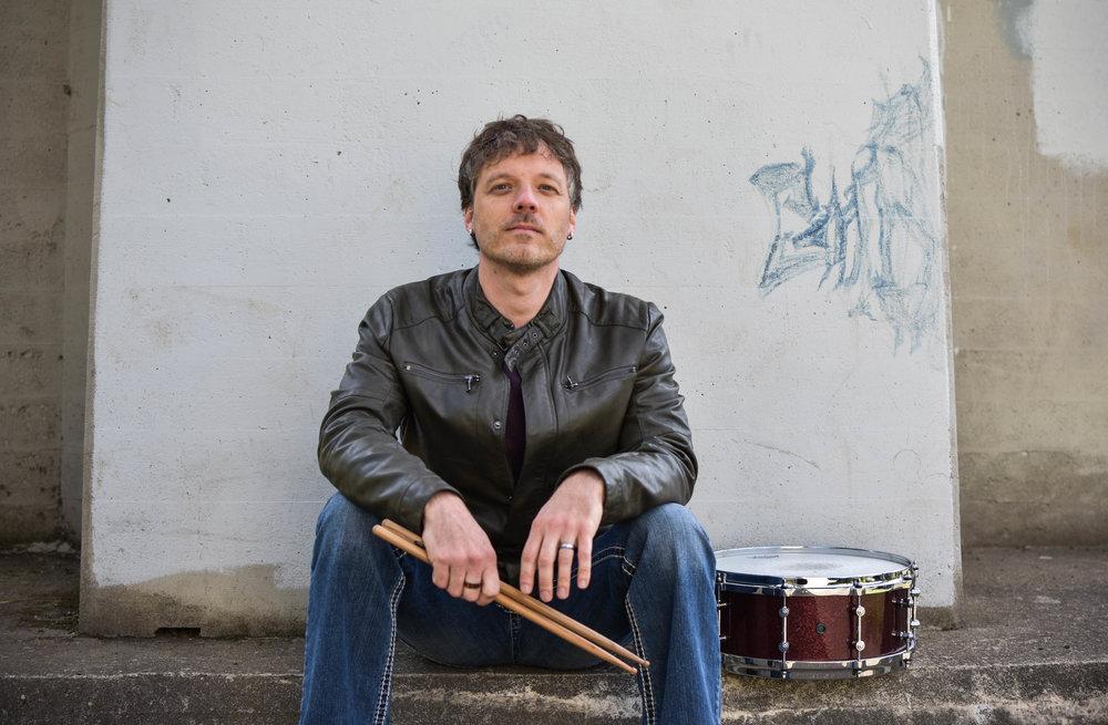 Drum Teacher Jeff Bissett