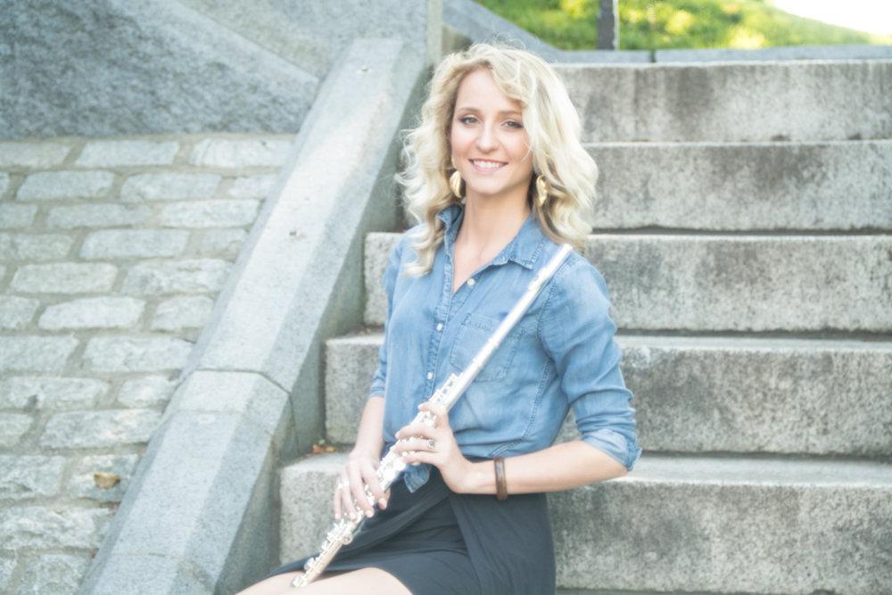 Flute, Piano, & Guitar Teacher Katherine Neunhoffer