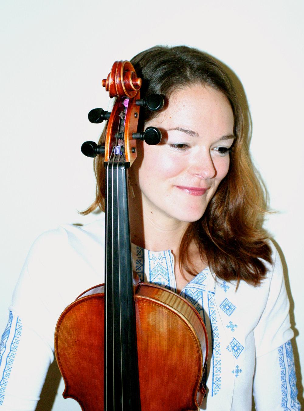 Violin & Viola Teacher Aleksa Kuzma