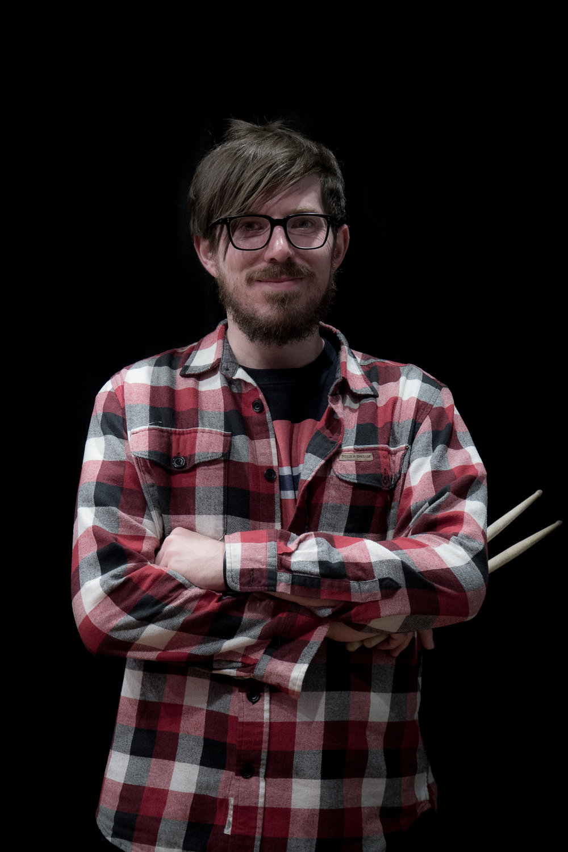 Drum & Piano Teacher Colin Hinton