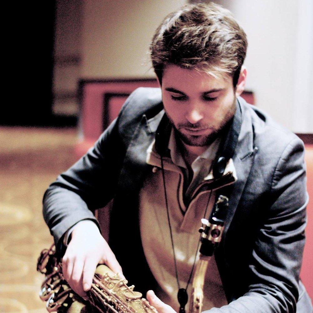 Saxophone & Flute Teacher Alexandre Madeline