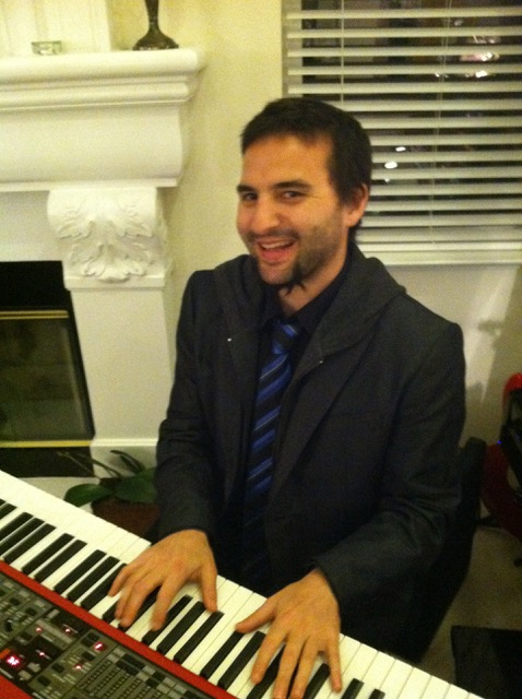 Piano & Saxophone Teacher Jesse Levit
