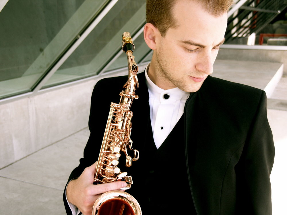 Saxophone Teacher Jonathan Wintringham