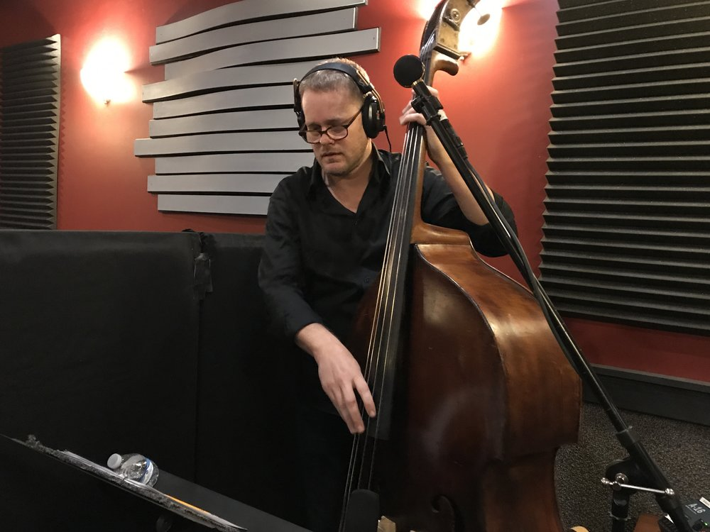 Bass & Guitar Teacher Kevin Hailey