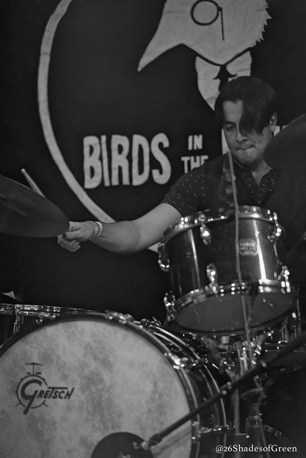 Drum Teacher Teodor Vanovski