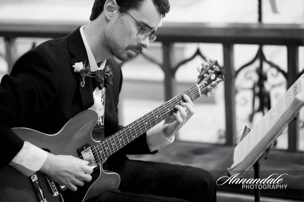 Guitar Teacher Steve Ostaszewski